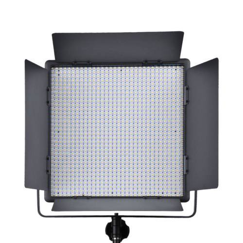 Godox LED1000W weisse Version Video Licht Lampe Panel mit Fernbedienung - mikrosat.de