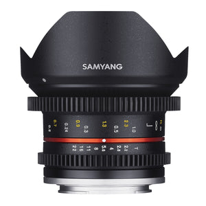 Samyang 12mm F2.2 MF (for Fuji)