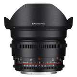 Samyang 16mm F2.2 MF (for Fuji)