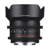 Samyang 21mm F1.5 MF (for Fuji)