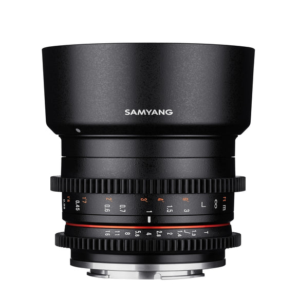 Samyang 35mm F1.3 MF (for Fuji)