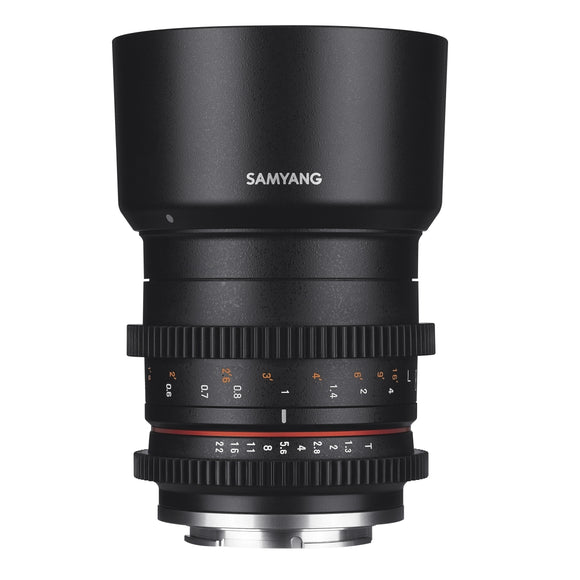 Samyang 50mm F1.3 MF (for Fuji)