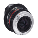 Samyang 8mm F3.1 MF Fisheye (for Fuji)