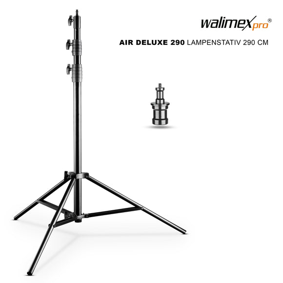 Walimex pro AIR Deluxe Jumbo 290 Lampenstativ 290cm