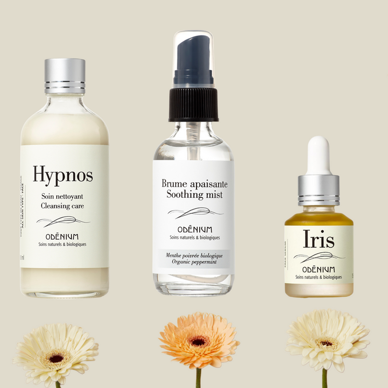 TRIO IRIS for balanced and luminous skin