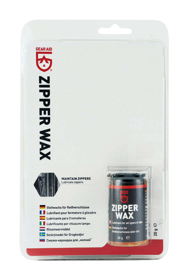 Zipper Wax - 20gr