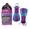 Regal Set Junior - Snorkelset - Kinderen - Paars/Turquoise