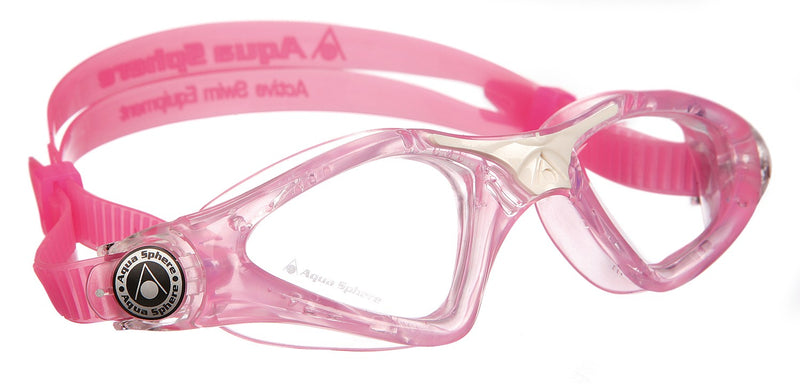 Kayenne Junior - Kinderen - Clear Lens - Roze/Wit