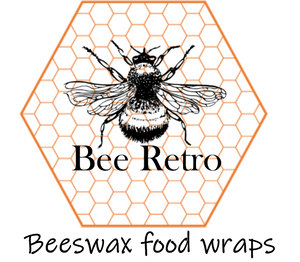 BeeRetro Beeswax Food Wraps