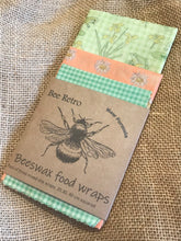 Load image into Gallery viewer, frog, frogs, Beeswax wraps, beeswax food wrap, food wrap, reusable food wrap, best beeswax wrap, beeswax wrap uk, beeswax wrap Cornwall, handmade beeswax wrap, wax food wraps, eco wrap, food wrap, food packaging