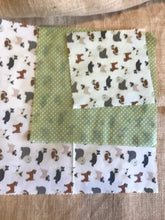 Load image into Gallery viewer, dog, dogs, Beeswax wraps, beeswax food wrap, food wrap, reusable food wrap, best beeswax wrap, beeswax wrap uk, beeswax wrap Cornwall, handmade beeswax wrap, wax food wraps, eco wrap, food wrap, food packaging