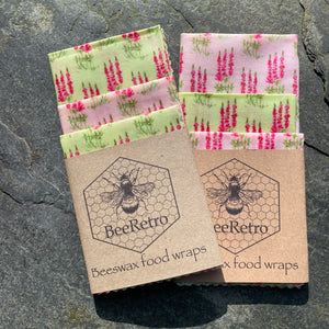 Sweet Melody Eco Friendly Beeswax Wrap