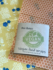 Vegan Food Wraps