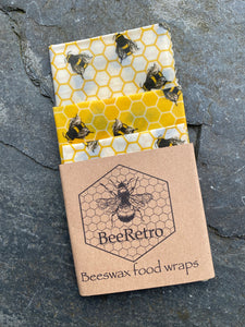 bee, bees, bee products, bee designs, Beeswax wraps, beeswax food wrap, food wrap, reusable food wrap, best beeswax wrap, beeswax wrap uk, beeswax wrap Cornwall, handmade beeswax wrap, wax food wraps, eco wrap, food wrap, food packaging