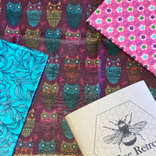 Load image into Gallery viewer, Owl Beeswax Wraps