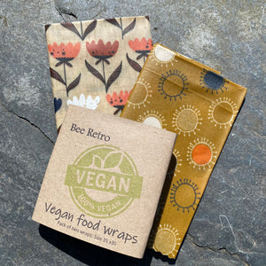 Sunflower People -Vegan Food Wraps