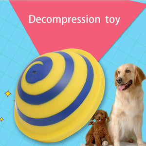 Woof Glider Soft & Safe Indoor Dogs Play Toy - As featured on JML