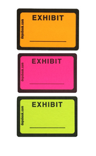 Load image into Gallery viewer, DayGlo Exhibit Sticker Book