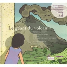 Le géant du volcan (1CD audio)