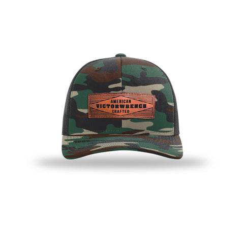 American Crafted Leather - Classic Trucker