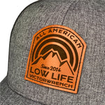 Low Life - Snapback Flex-Fit Trucker