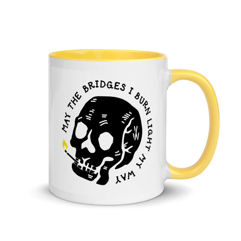 Bridge Burner - Mug