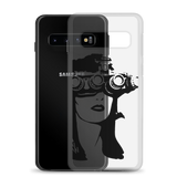 Samsung Case - GPNVG - Black/Clear