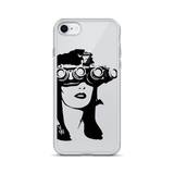 iPhone Case - GPNVG - Black/Clear