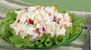 Apple & Chicken Salad