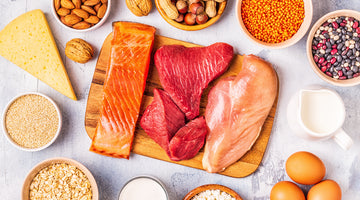 All about the Protein Foods Group