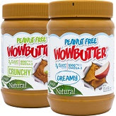 WOWBUTTER® - A Better for You Peanut-Free Spread