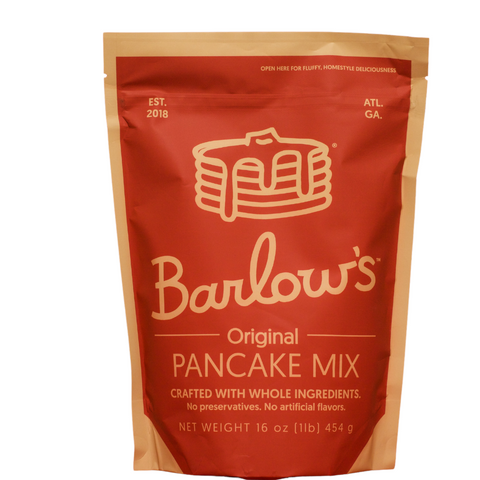 Barlow's original Pancake Mix - 16 oz