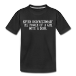 Book Power (girls) - black