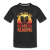 All The Cool Kids Are Reading - black
