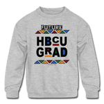Kids' Crewneck Sweatshirt - heather gray