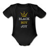 Black Boy Joy (Onesie) - black