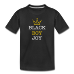 Black Boy Joy (toddler) - black