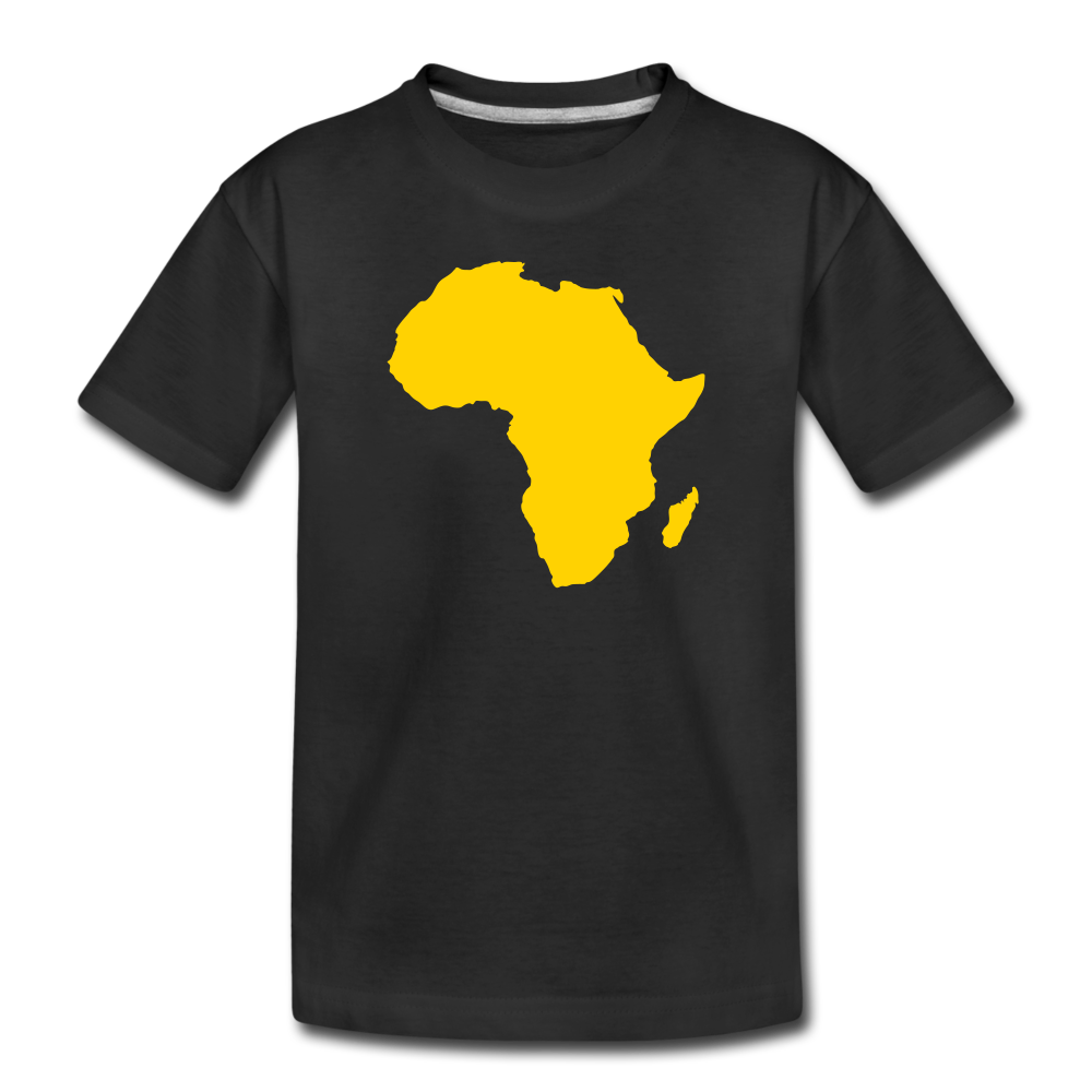 Beloved Africa (Kids) - black