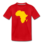 Beloved Africa (Kids) - red