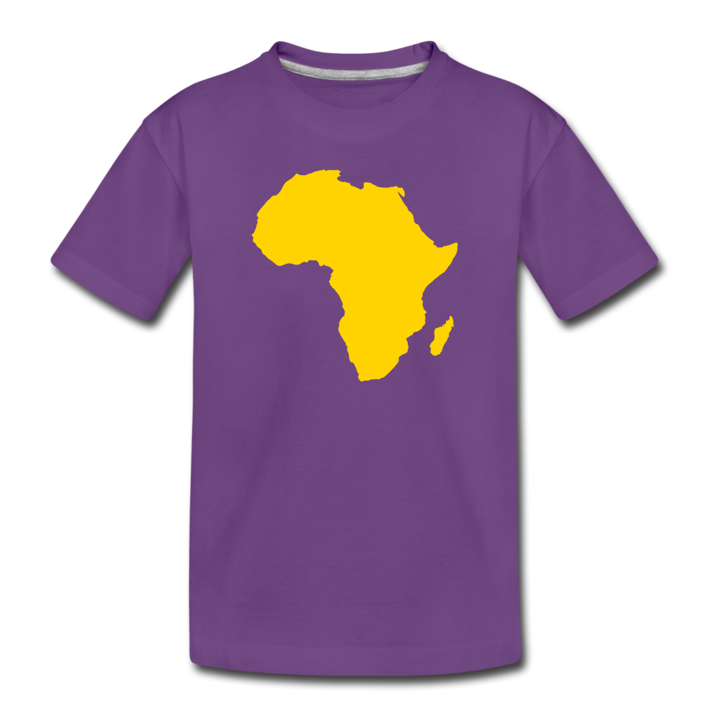 Beloved Africa (Kids) - purple