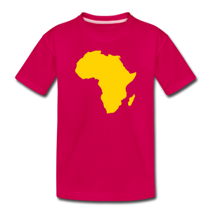 Beloved Africa (Kids) - dark pink
