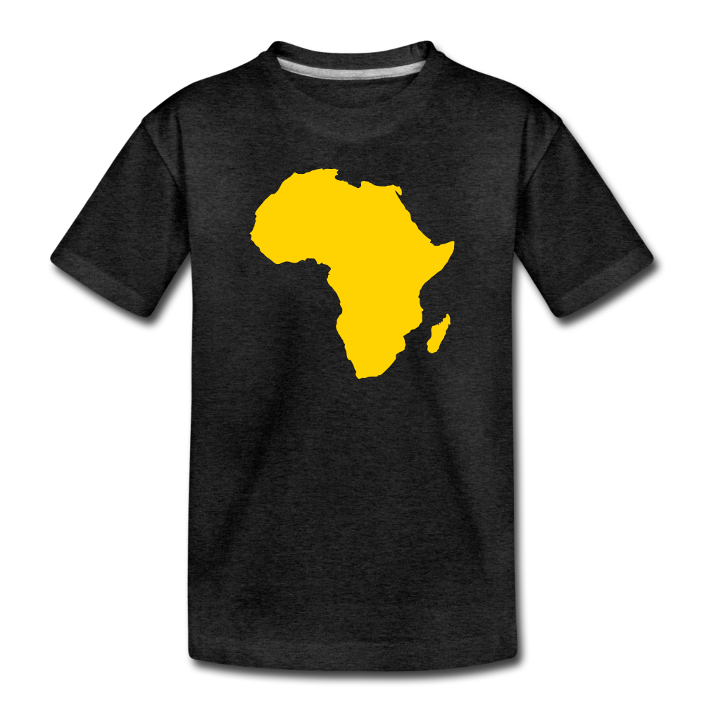 Beloved Africa (Kids) - charcoal gray