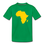 Beloved Africa (Kids) - kelly green