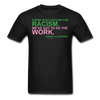 Kamala Harris Quote Tshirt - black