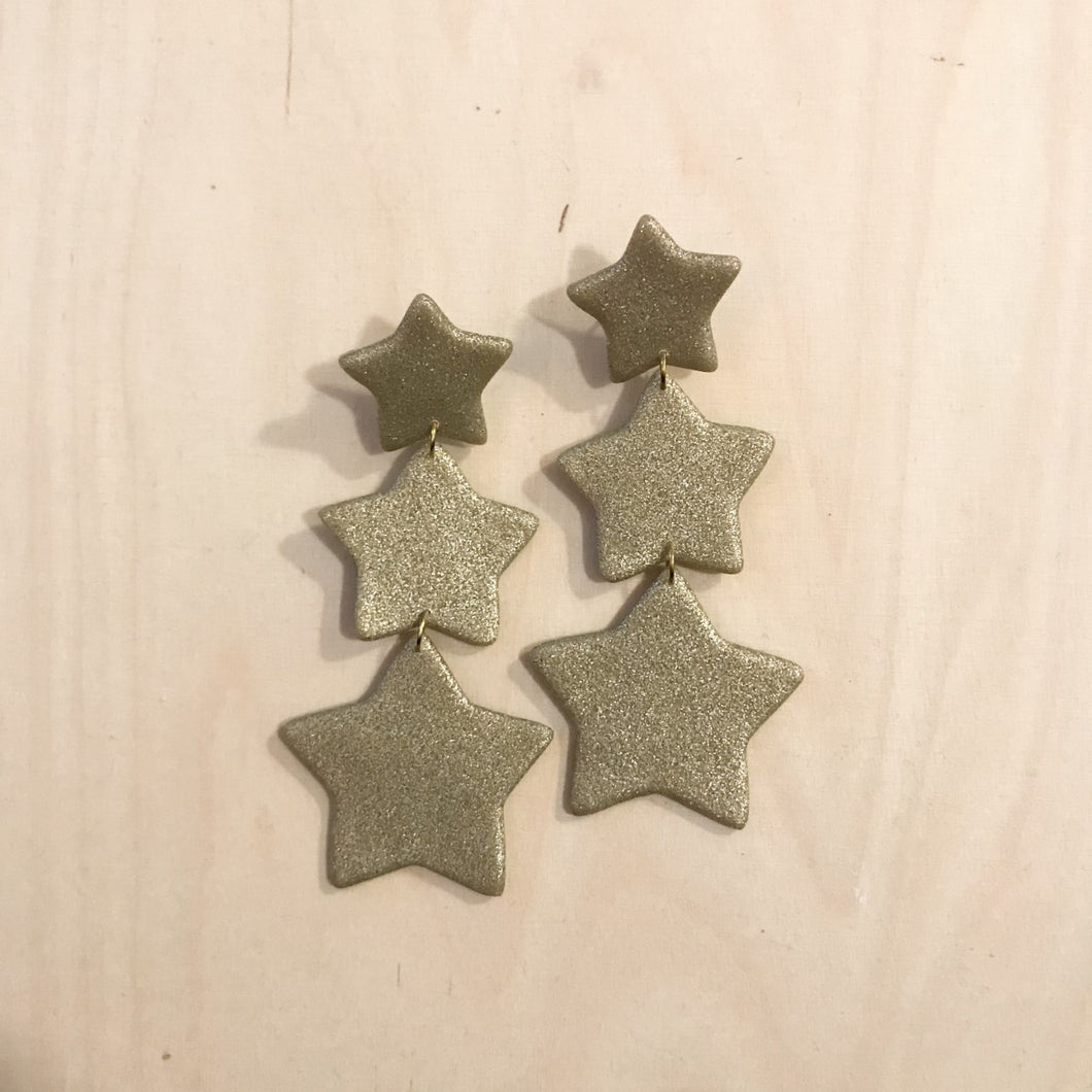 Oh My Stars in Gold