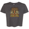 Roots Goddess - Cropped T