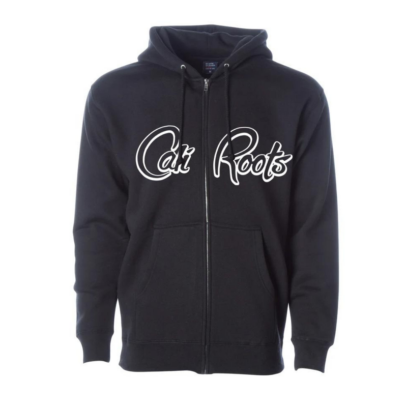 Essential Cali Roots - Zip Up Hoodie