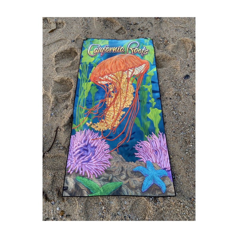 Monterey Bay - Slow Tide Towel