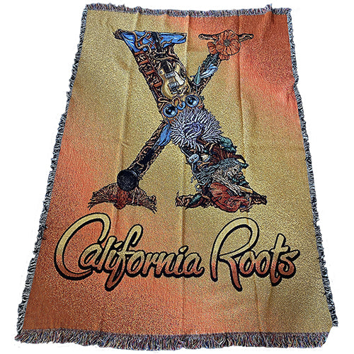 Cali Roots Fest X 2019 - Woven Blanket