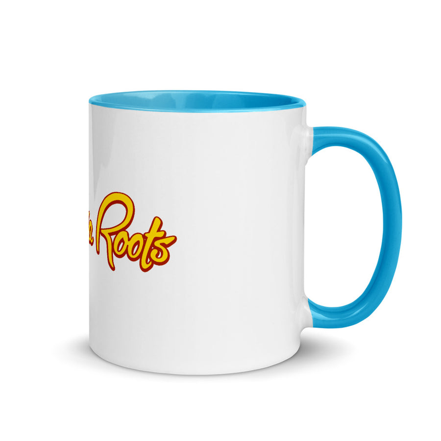 'Cali Roots Mug' - California Roots Brand
